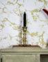 love-frankie-vintage-gold-talon-candlestick