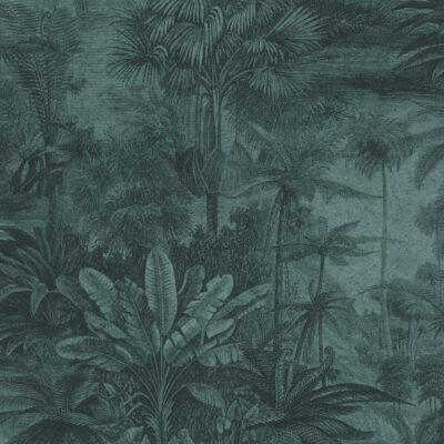 Rainforest wallpaper in ocean
