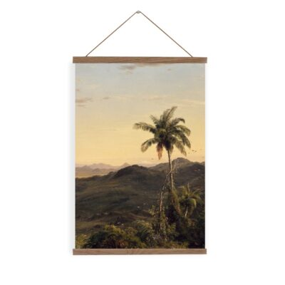 Andes Mountain Wall Hanging